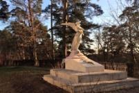 Мемориальная скульптура, фото 4